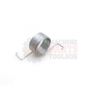 Lantech - Spring Torsion Music Wire .055 Wire Dia. X .920 ID X 9 Turns X 180 Deg. - 30145745