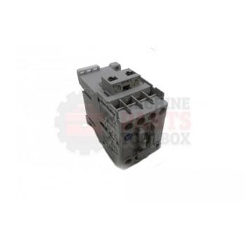 Lantech - Contactor 24VDC 9A 2NO/2NC - 30147036