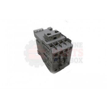 Lantech - CONTACTOR 24VDC W/ELECTRONIC COIL 23A 4NO LOAD SIDE DIODE COIL - 30148819