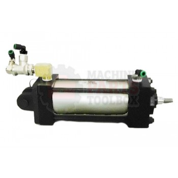 Lantech - Cylinder Air 2-1/2 In Bore With Blocking Valve W/O Flow Controls - 30150993