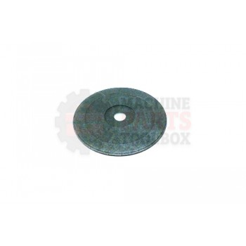 Lantech - Sealing Wheel Asian Thin .060 Side Seal Crs Coated - 30156446