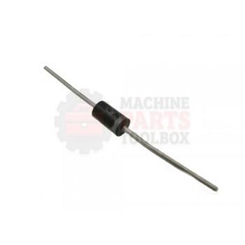 Lantech - Diode Rectifier 100V PIV 3.0A DO201AD - 31000114
