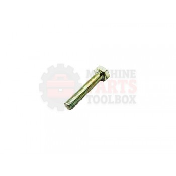 Lantech - Fastener Bolt M4 X .70 20MM Hex Head - 31000848