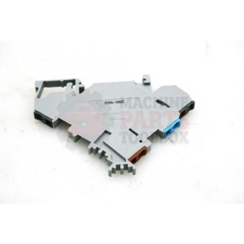 Lantech - Terminal Block Grey Cage Clamp Sensor Center Marking - 31001849