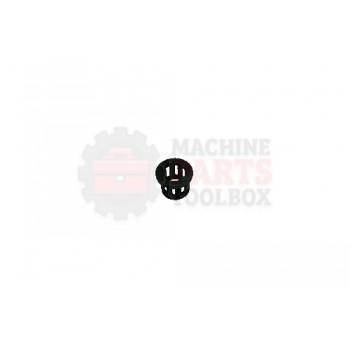 Lantech - Bushing Flange 5/16 ID X 7/16 OD X 17/32 X 1/8 Plastic Insulated - 31003406