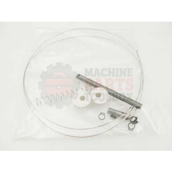 Lantech - Kit Hot Wire Cutter Rebuild (Roller And Guard Not Included) - 31005745