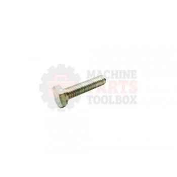 Lantech - Fastener Bolt M4X.70X16MM Hex Head Class 8.8 - 31011241