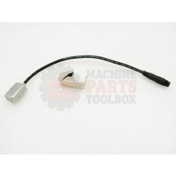 Lantech - Switch Hall Effect Magnetic Cylinder NO PNP 6-24VDC NANO QD - 31011574
