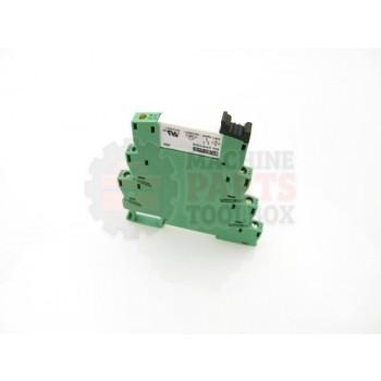 Lantech - Relay 24VDC Coil 6A 250V SPDT - 31012498