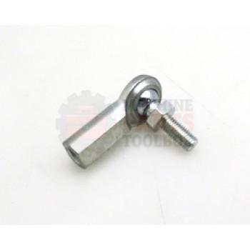 Lantech - Rod End Ball Joint 1/4-28 RH Threaded FEM Shank W/RH THRD Stud - 31014401