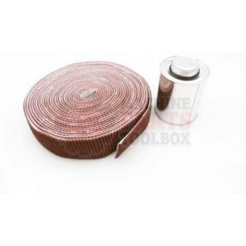 Lantech - Kit Roller Belt Repair - Belt And Glue For 02217301 - 31015742