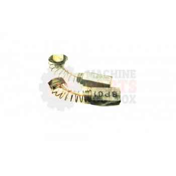 Lantech - Brush Motor For Baldor Motors(Sold & Priced In Set Of 2-QTY 2 PER Motor) - 31016141