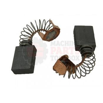 Lantech - Brush Motor For Baldor Motors(Sold & Priced In Set Of 2-QTY 2 PER Motor) - 31016142