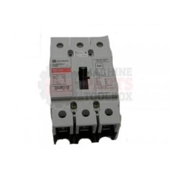 Lantech - Circuit Breaker 3 Pole 20 AMP GD 480VAC - 31016169