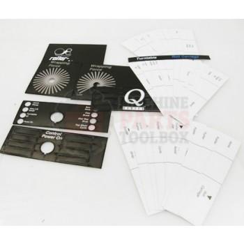 Lantech - Membrane Insert Kit Q-Semi & XT (For Parts Use Only) - 31016997