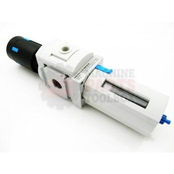 Lantech - Filter Regulator MS6-LFR-1/2D7-E-R-M-A4-AS - 31017484