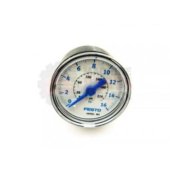 Lantech - Gauge Pressure A-40-16-G1/4-EN - 31017490
