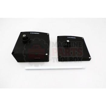 Lantech - Switch Safety Key Interlocked Left Hinged Guard Handle - 31018197