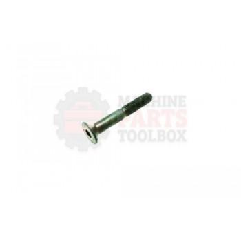 Lantech - Fastener Screw Machine M6X1.0 X 40MM Flat Head 10.9 Unplated - 31019927