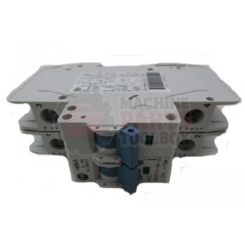 Lantech - Circuit Breaker 2 Pole 20 AMP 480 Volt C Trip UL489 Allen Bradley - 31022364