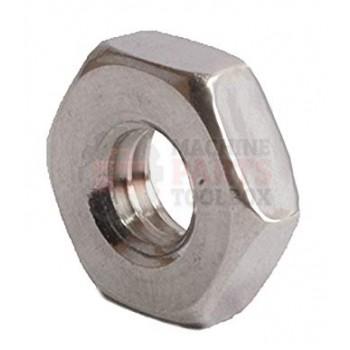 Lantech - Fastener Nut Hex 10-32 SS18-8 - 31023334