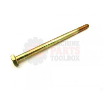 Lantech - Fastener Bolt 1/4-20 X 4 HHCS Grade 8 - 31025356