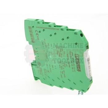 Lantech - PLC Accessory Analog Converter Isolated 3-Way -10VDC To +10VDC 24VDC - 31031556