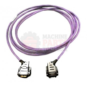 Lantech - Cable Special Function Siemens Communication DB9 MM 3M S7 CPU To HMI - 31036488