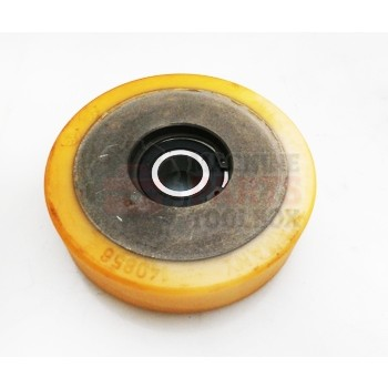 Lantech - Wheel Assembly 125MM OD X 20MM Bore Urethane - 31038082