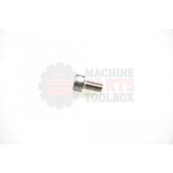 Lantech - Fastener Bolt M4 X .7 X 8MM SCHS Stainless - 31040009