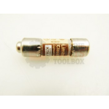 Lantech - Fuse Class CC KTK-R 600V 1A Fast Acting W Rejection - 31046745