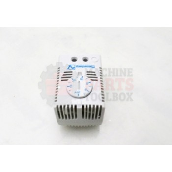 Lantech - Thermostat Control 32-140 DEGF Cooling Fans 30W DC 5/10A 240/120VAC Resistive 2A 240/120VAC Inductive - 31047428