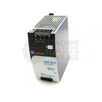Lantech - Power Supply Enclosed 100-120/200-240VAC 50/60 HZ Input 24VDC 10AMP Din Rail Mount UL508 Class 1 DIV 2 - 31050294