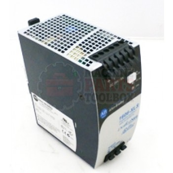Lantech - Power Supply Enclosed Devicenet 100-120/200-240VAC 50/60 HZ Input 24VDC 8AMP Din Rail Mount UL508 Class 2 - 31062883