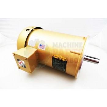 Lantech - Motor 3HP 208-230/460VAC 8.6-8.2/4.1A 3PH 1760RPM@60HZ 182TC INV Ready - 31064832