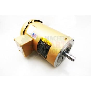 Lantech - Motor 2HP 208-230/460VAC 5.6-5.2/2.6FLA 3PH 1725RPM@60HZ 145TC INV Ready -Footless Class F Insulation 1.15 Service Factor - 31064557