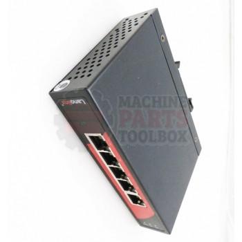 Lantech - Switch Accessory Lanolinx Industrial Ethernet 5-Port 10/100Basetx - 31075242