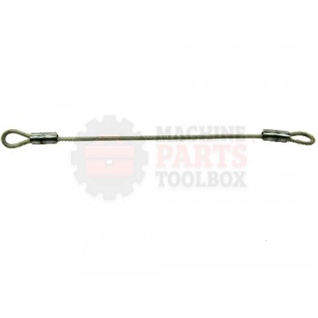 Lantech - Cable Stop GALV - 40099101