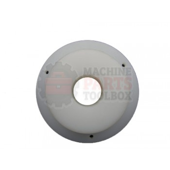 Lantech - Plate Friction Film Post BTM - 40171501