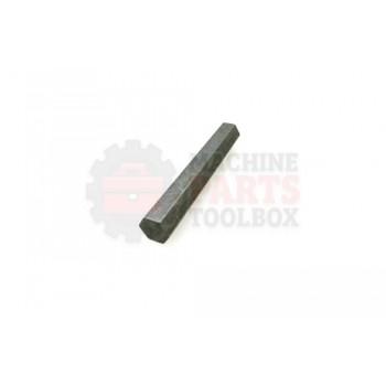 Lantech - Steel CRHEX 7/16 X 2-15/16 LG - 40402242