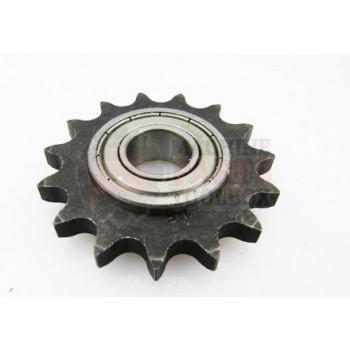 Lantech - Sprocket Idler Metric 06A15 1/2 Bore - 40402299