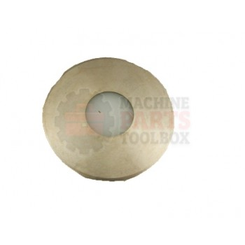 Lantech - Wheel Cut Off Double Beveled(Side Seal Assembly) - 5003183A