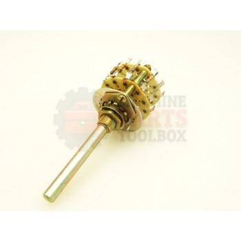 Lantech - Resistor Assy 9RPM Bot Non-CONV - 50032002