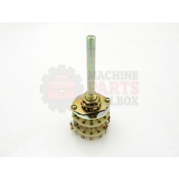 Lantech - Resistor Assy 6RPM Top Non-CONV - 50032004