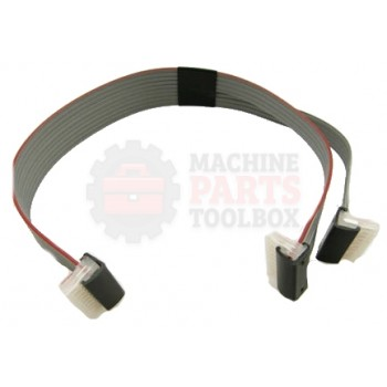 Lantech - Cable Flat Counter To BD V&T - 50132401