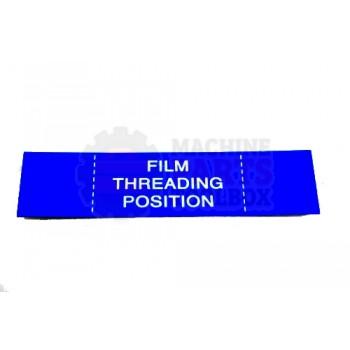 Lantech - Membrane Blue Film Threading - 50170344