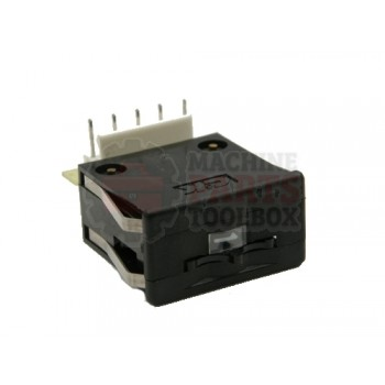 Lantech - Counter Thumbwheel Modified - 50177401