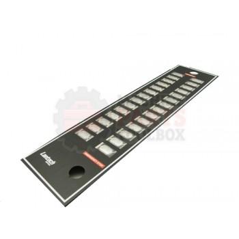 Lantech - Panel Membrane 28 Pos N - 50197201