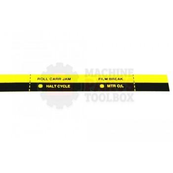Lantech - Label Membrane Insert - 50252402