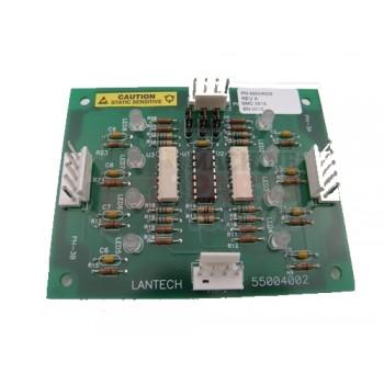 Lantech - Circuit Board Micro-Controller Input 8 PT 70H Addressing I2C Universal Source/Sink 24V AC/DC Inputs - 55004002